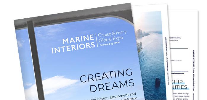 MARINE INTERIORS Cruise & Ferry Global Expo