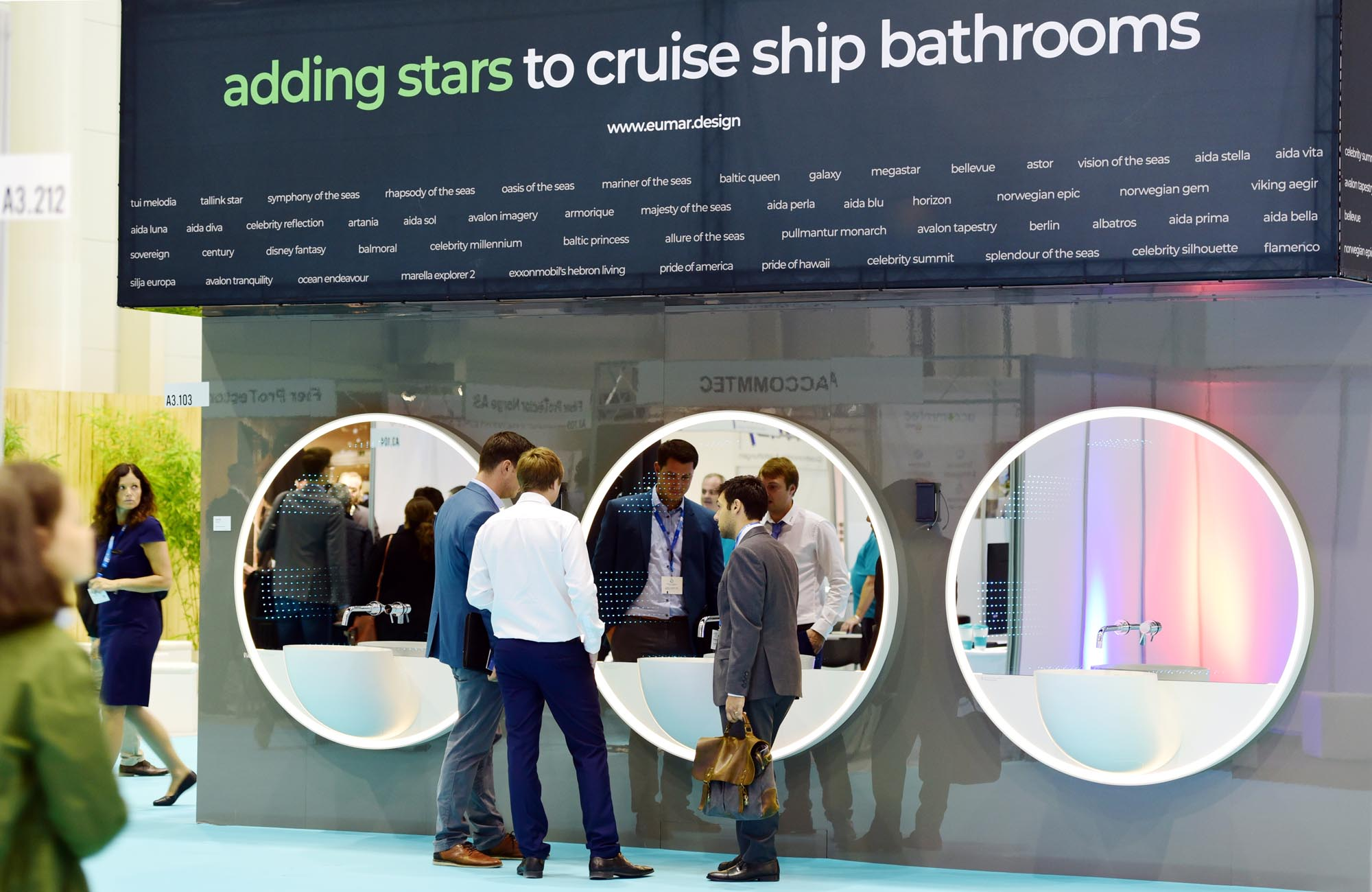 Cruise Ferry Global Expo Powered By Smm Marine Interiors